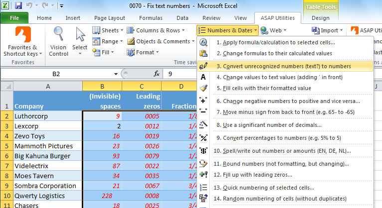 ASAP Utilities for Excel – Blog » Tip: An easier way to fix the ...