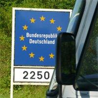 bordersign-bundesrepublik-deutschland