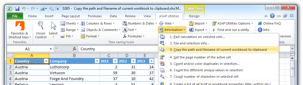 how to clear clipboard excel