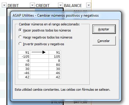 Asap Utilities For Excel N 250 Meros Y Fechas 187 Cambiar