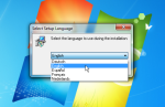 Multilanguage setup