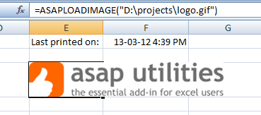 =ASAPLOADIMAGE() function