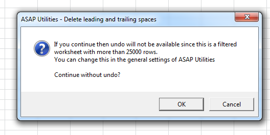 Asap Utilities For Excel Changes In Version 4 8 5 September 26