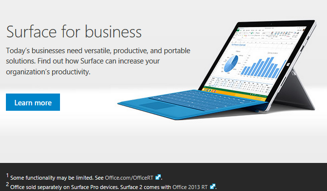 ASAP Utilties works with Surface Pro. The non-pro, Surface 2 comes with Microsoft Office 2013 RT. Some functionality may be limited. See Office.com/OfficeRT