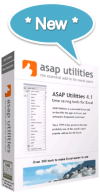 New version of ASAP Utilities