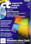 C't - magazin für computer technik, edition 11, 10.5.2010